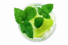 Stock Photo of mojito cocktail