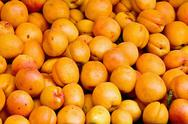 Stock Photo of apricots