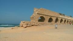 Caesarea08 - stock footage
