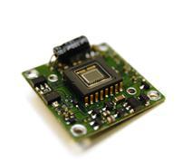 video sensor control of the digital minichamber - stock photo