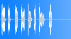 Cartoon chipmunk sounds 1 Sound Effect
