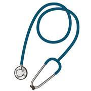 stethoscope - stock illustration
