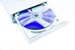 Cd-rom and cd Stock Photos