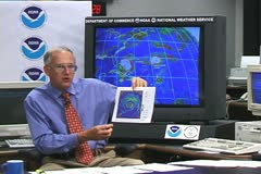 National Hurricane Center Stock Footage