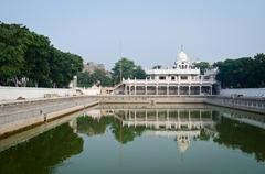 Gurdwara mata kaulan, amritsar, india Stock Photos