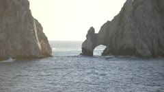 Lands End - stock footage