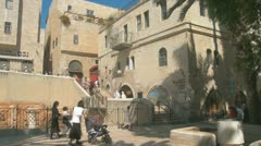 Jewish Quarter2 Stock Footage