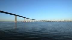 Coronado Bridge Stock Footage