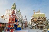 Stock Photo of izmaylovsky kremlin