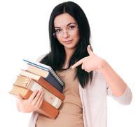 Mind that! study! Stock Photos