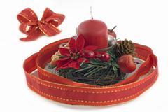 Christmas decoration Stock Photos
