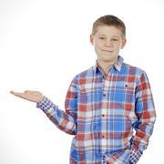 Stock Photo of fashion boy
