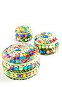 jewel boxes - stock photo