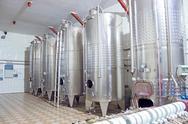 Wine production Stock Photos