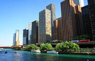 Stock Photo of Chicago Illinois