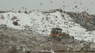 Dump (landfill) Stock Footage