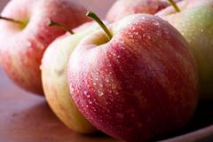 Stock Photo of red apples