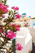 Perissa, santorini, greece Stock Photos