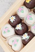 pastries - stock photo