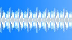 Electronic groov Loop 16 - stock music