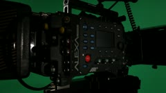 Arri Alexa GreenScreen3 Stock Footage