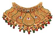 Indian jewelry Stock Photos