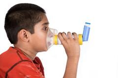 Asthma Stock Photos