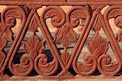 Decorative architecture detail Stock Photos