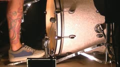 PERCUSSION SET Stock Footage
