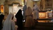 Nuns Stock Footage