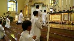 Priests Stock Footage