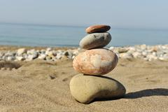 Balance in nature Stock Photos