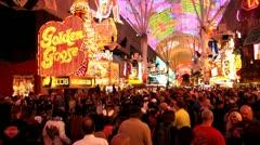 Las Vegas.113 - stock footage