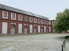 Stock Photo of historic building