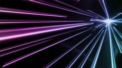 Fast Vortex Purple Blue - stock footage