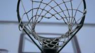 Stock Video Footage of Basketball