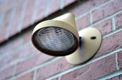 Outdoor Light - stock photo