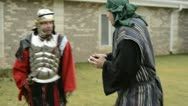Stock Video Footage of Roman soldier 5