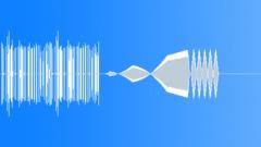 Cartoon - metal detector 2 Sound Effect