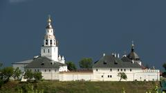 Nikolsky church. Sviyazhsk. - stock photo