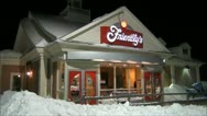 Stock Video Footage of Friendlys Restaurant