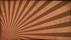 Sunburstb leftbottom Stock Footage