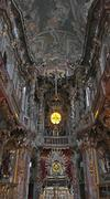Stock Photo of St. Johann Nepomuk Asam Church in Munich