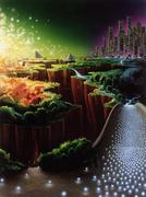 evolution of civilization - stock illustration