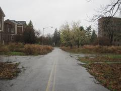 Abandoned Asylum-06 - stock photo