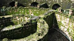 Massive Dungeon Crumbling Ruin Kuvituskuvat