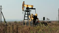 Oil Stock Footage
