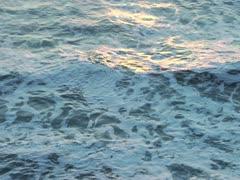Ocean Sunset 18 - stock footage