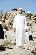 makkah kaaba hajj muslims - stock photo