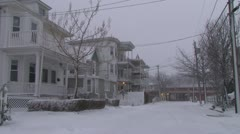 Blizzard of 2013 Stock Footage